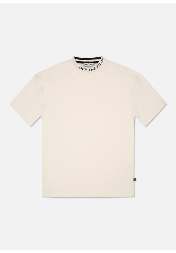 Off The Pitch 1830203011 The Orphan Tee Off White