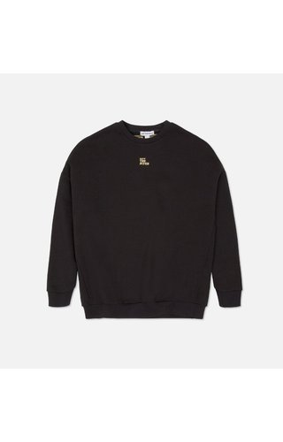 Off The Pitch Off The Pitch The Lover Sweater Black