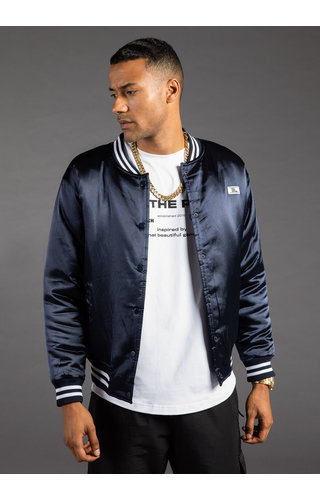 Off The Pitch Off the pitch The Explorer Jacket Navy