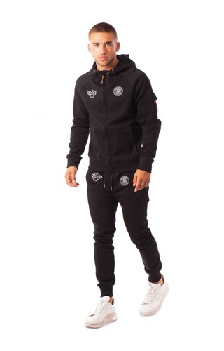 Black Bananas Black Bananas Striker Tracksuit Black