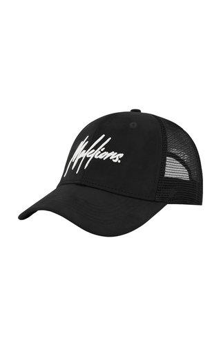 Malelions Malelions Cap Signature Black-White