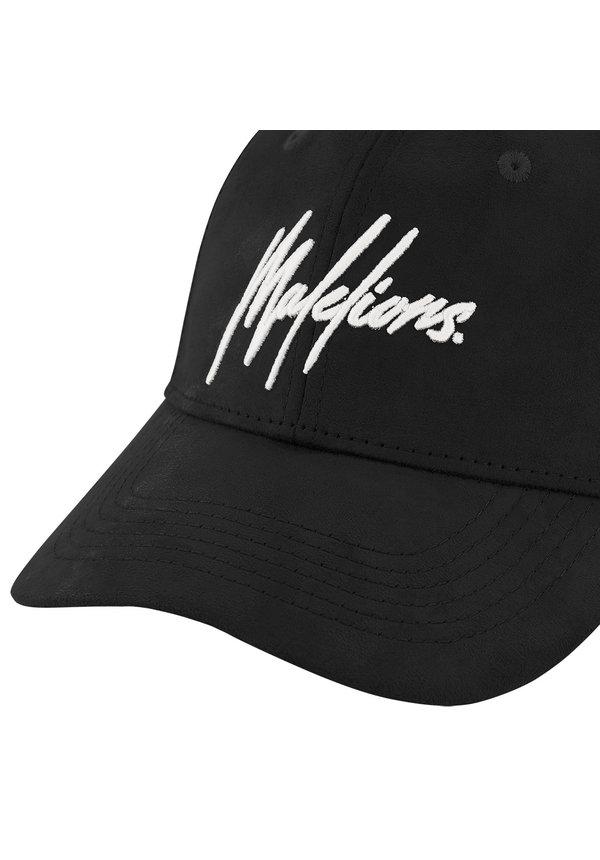 Malelions Cap Signature Black-White