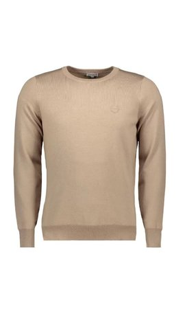 Sauvage Sauvage Longsleeve Knitwear Seth SMFW-0104 Camel