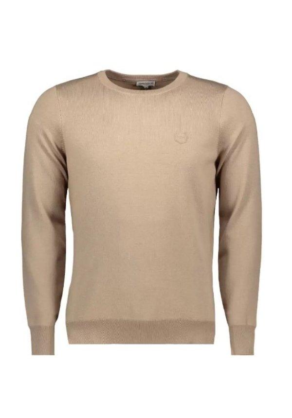 Sauvage Longsleeve Knitwear Seth SMFW-0104 Camel