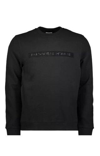 Sauvage Sauvage Mitch Sweater SMFW-0127 Black