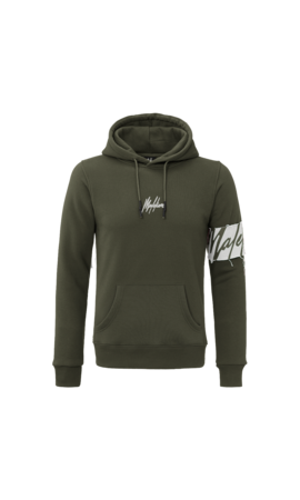 Malelions Malelions Captain Hoodie Dark Army
