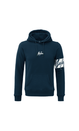 Malelions Malelions Captain Hoodie Blue