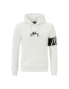 Malelions Captain Hoodie White / Offwhite