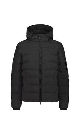 Purewhite Purewhite Ballin FW20 Jacket 20039420 Black
