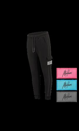 Malelions Malelions Velcro Trackpants Black