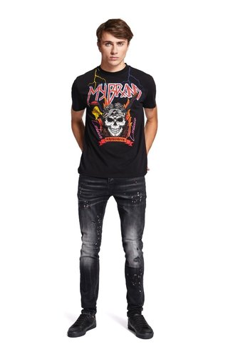 My Brand My Brand Skull Rock T-Shirt 1-Y20-001-A-0016