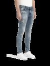 Pure White The jone W0510 FW20 Blue jeans