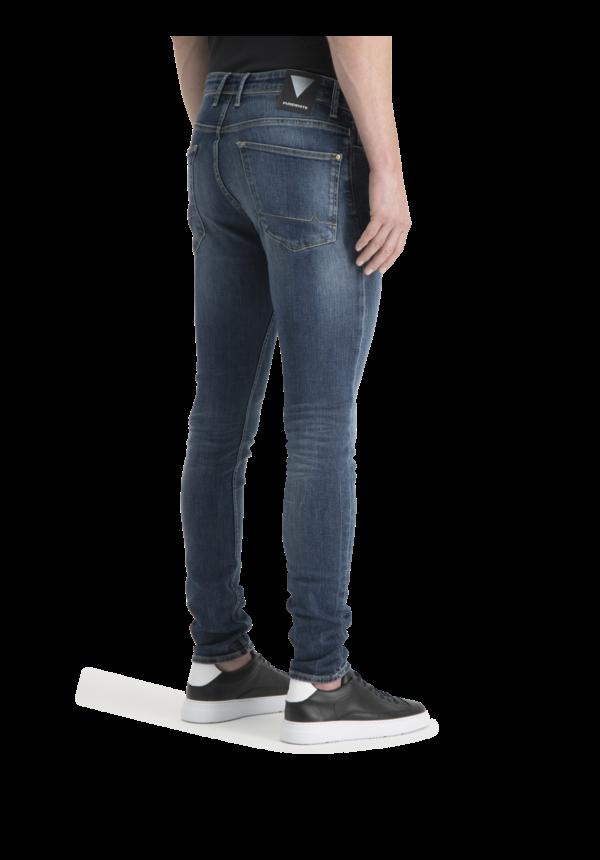 Pure White The jone W0512 FW20 Blue jeans