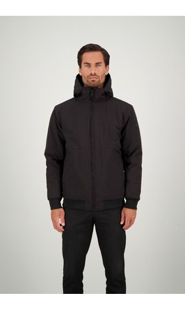 Airforce Airforce Padded Bomber FRM0341 Black