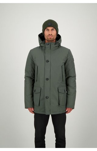 Airforce AIRFORCE CLASSIC PARKA ICE HRMO333 DUFFELBAG