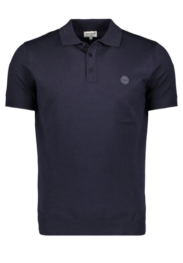 Sauvage Polo Zack SMFW-0101 Dark Blue