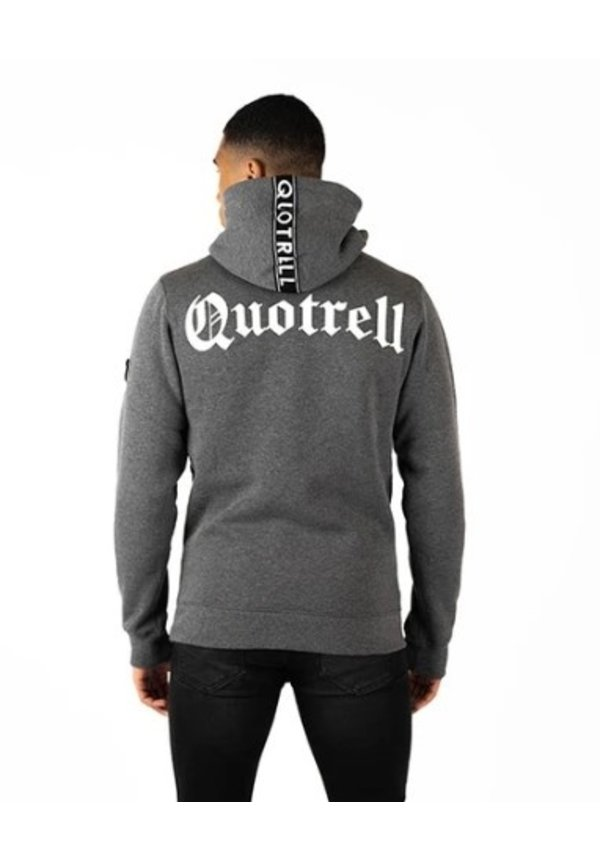 Quotrell Commodore Hoodie Grey