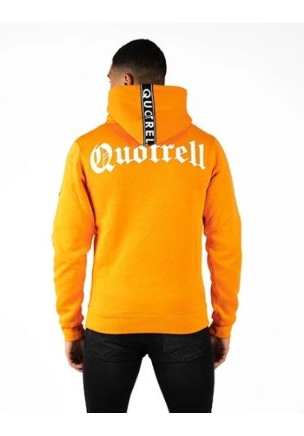 Quotrell Commodore Hoodie Orange