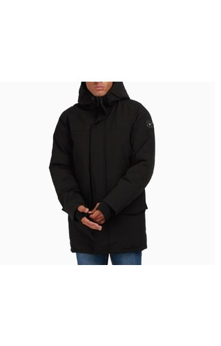 Airforce Airforce Snow Parka FRM0393 True Black