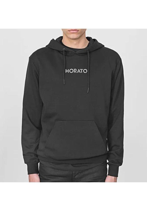 Antony Morato Hoodie Black MMFL00625