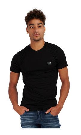 Antony Morato Antony Morato Basic T-shirt Black  MMKS01826
