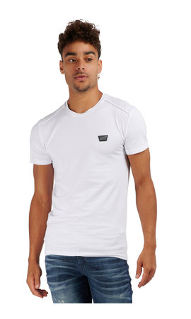 Antony Morato Antony Morato Basic T-shirt White MMKS01826