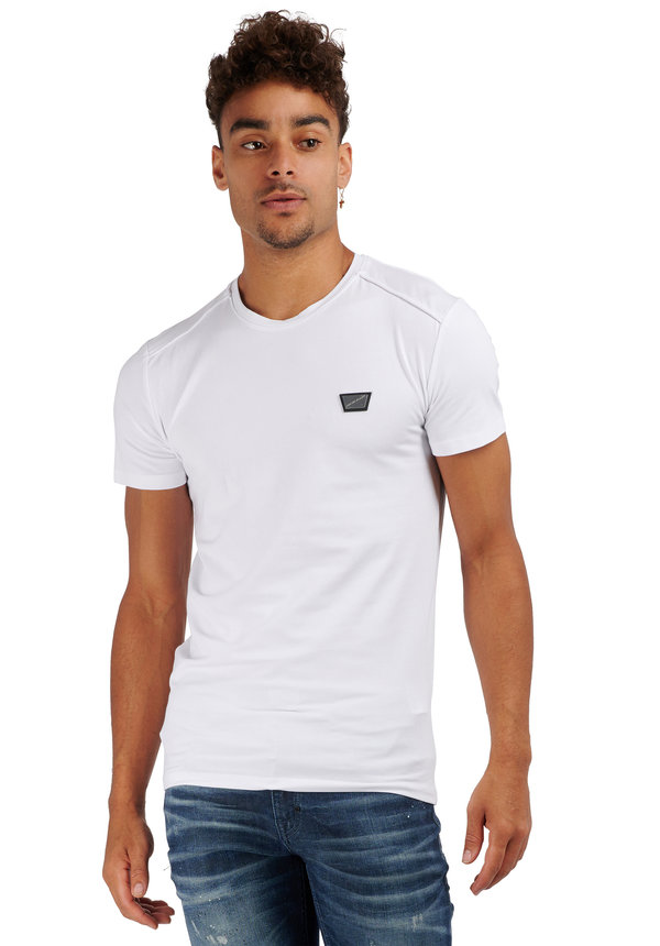 Antony Morato Basic T-shirt White MMKS01826