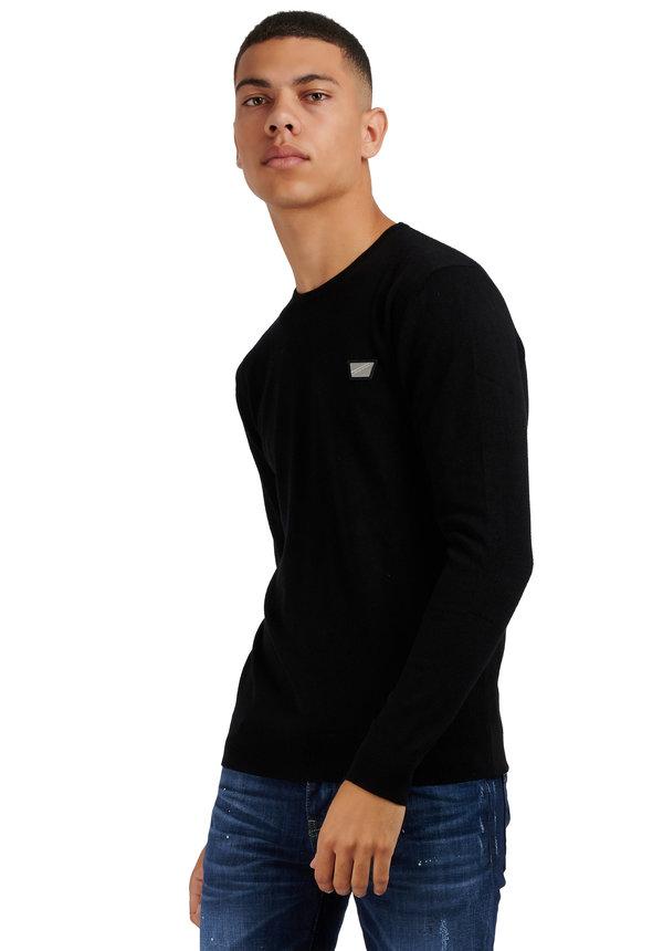 Antony Morato Knitwear Sweater Black MMSW01076