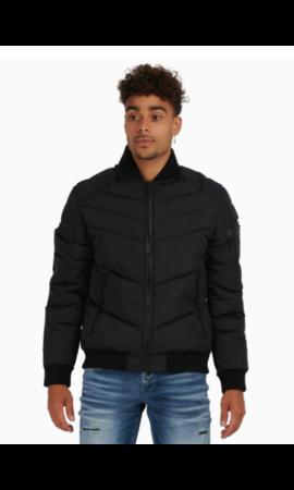 Antony Morato Antony Morato jacket MMCO00687 Zwart
