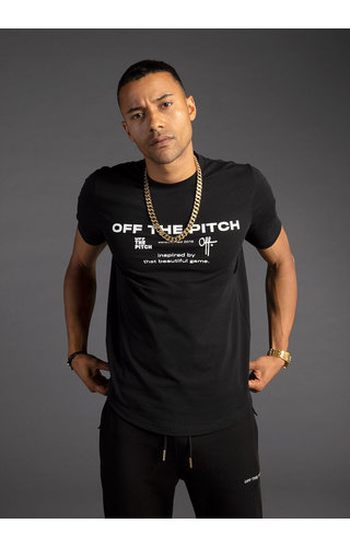 Off The Pitch Off The Pitch The Sage Tee Black