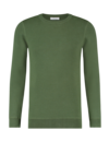 Pure White sweater army green FW20 20030812