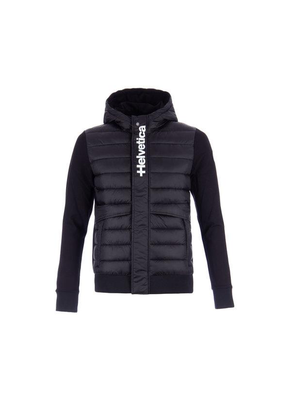 Helvetica Courchevel Sweater Top Black