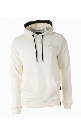 AB-Lifestyle AB-Lifestyle Taped Hoodie Wit