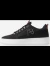 AB-Lifestyle Footwear -Nubuck Zwart