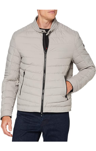 Antony Morato Antony Morato Jacket Light Grey MMCO00678-FA600195