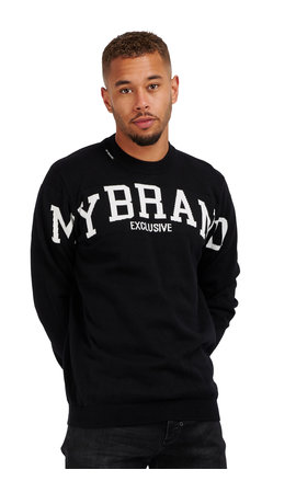 My Brand MB Exclusive Jumper Sweater 1-Y20-005-N-0001 Zwart