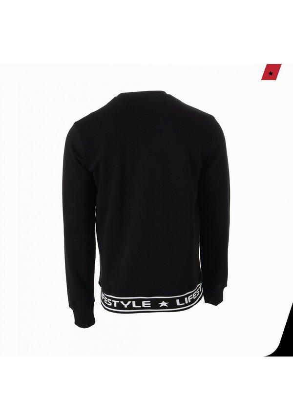 AB-Lifestyle Luigi Sweater Zwart