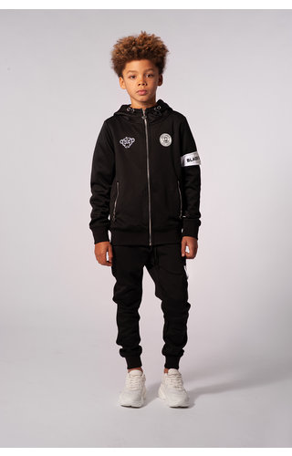 Black Bananas JRFW20 Captain Tracksuit JR Black