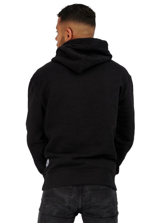 Leyon Hoody Logo Black