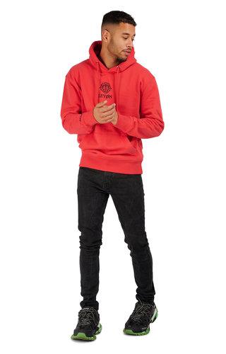 LEYON Leyon Logo Hoody Red