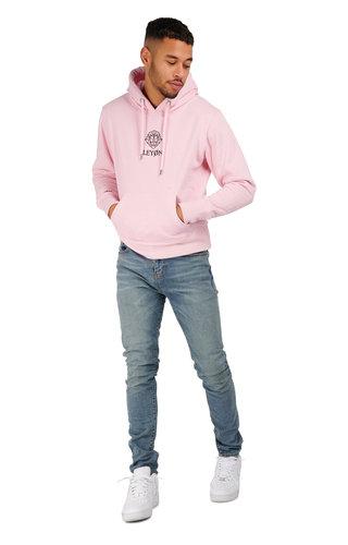 LEYON Leyon Hoody Logo Roze