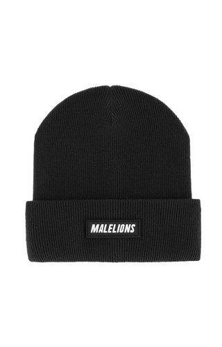 Malelions Beanie Black