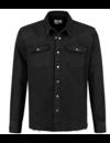 Torn Shirt Real Black