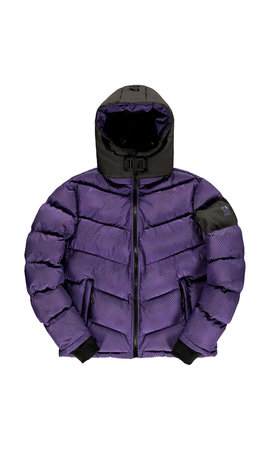 Robey X Banlieue Robey X Banlieue Padded Jacket Purple