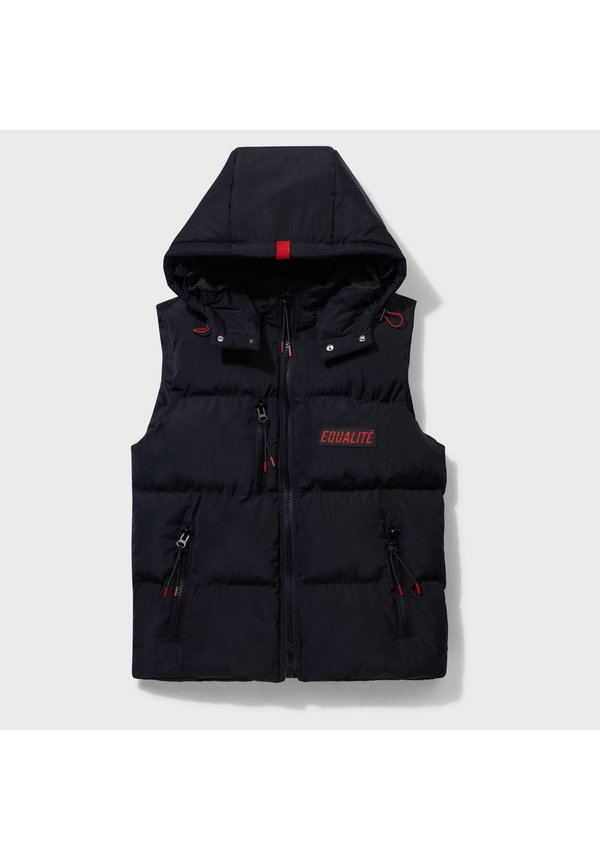 Bodywarmer 3.0 Black & Red