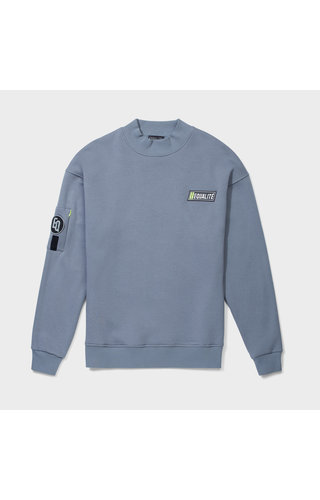 Equalité Diversity Soft Sweater Grey