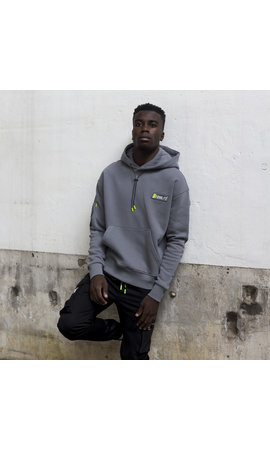 Equalité Unity Soft Hoody Grey
