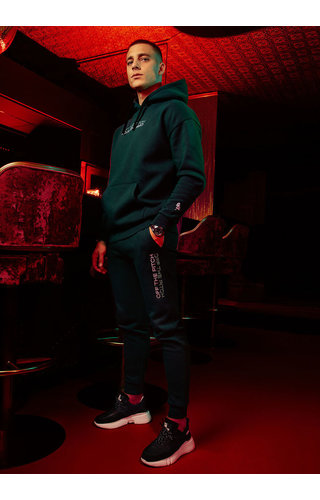 Off The Pitch OTP The Soul Track Suit Dark Green