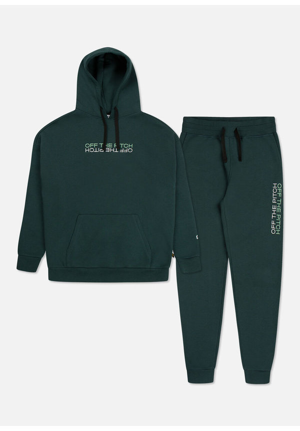OTP The Soul Track Suit Dark Green