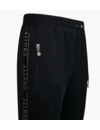 Valentini Track Pants Black/Silver